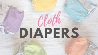 Guide to Cloth Diapering For Conscious Parents
