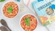 Homemade Vegan Dino Spaghettios 🦕