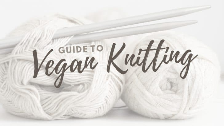 Vegan Knitting Guide: Tips for Terrific Ethical Knits
