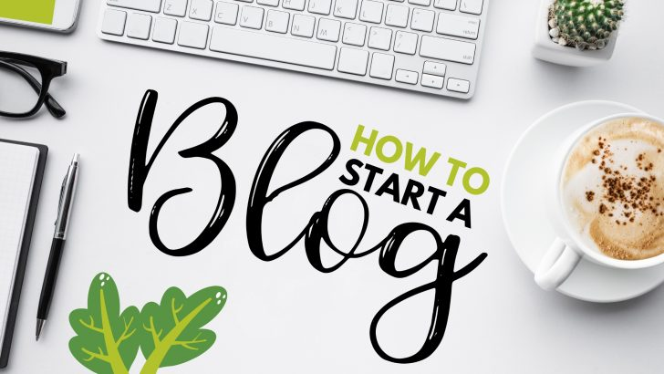 How to Start A Food Blog—And Share Your Vegan Lifestyle With The World