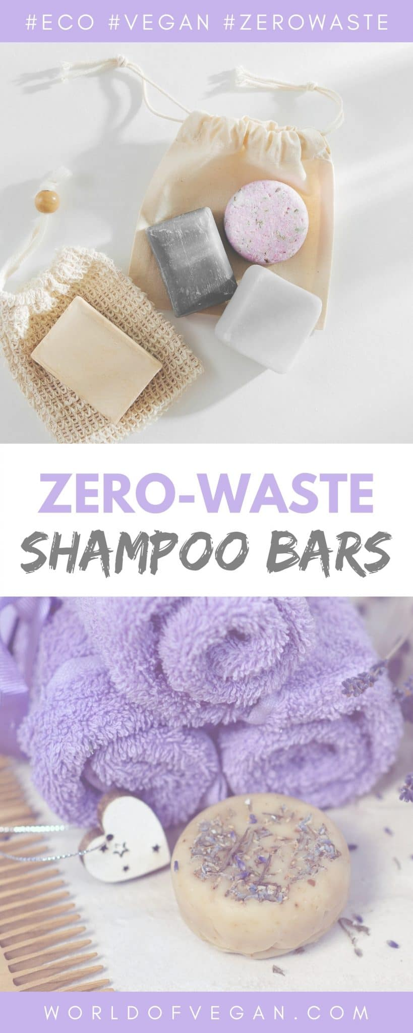 Best Vegan Zero Waste Shampoo Bars Photo