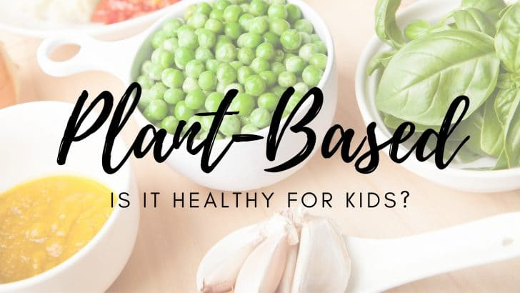 Is A Vegan Diet Healthy for Children?