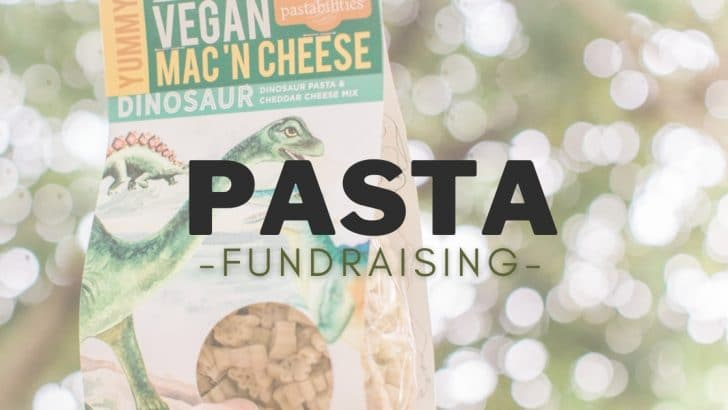 Raise Money With Pasta FUNdraising!