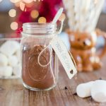 Homemade Vegan Hot Cocoa Mix