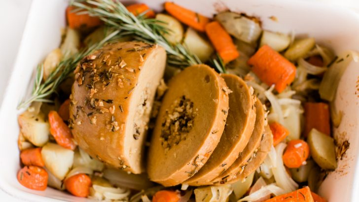 How to Prepare a Tofurky Roast