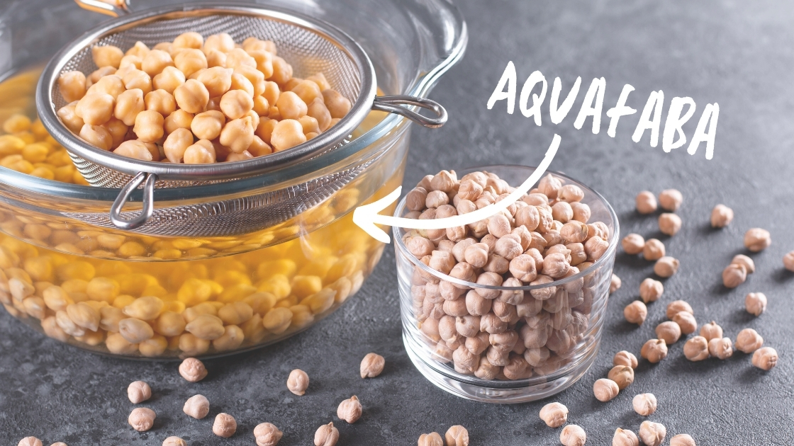 What Is Aquafaba Chickpea Water