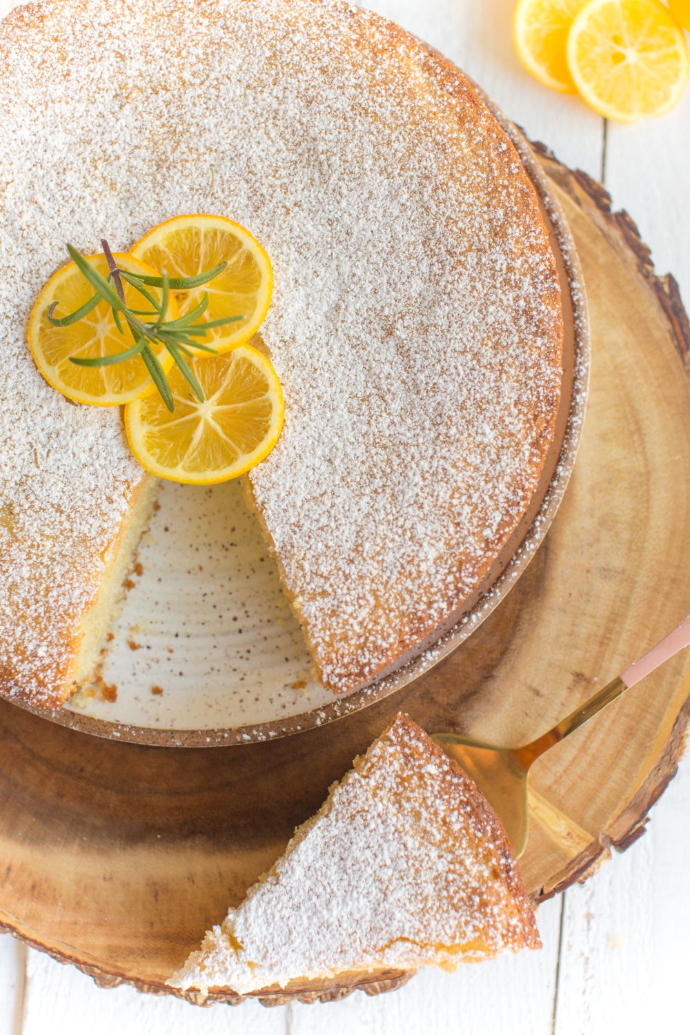 Vegan Lemon Olive Oil Cake Recipe Photos-19