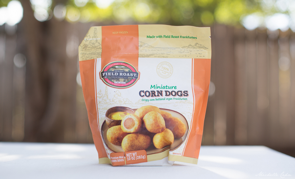 Field Roast Vegan Corn Dogs Mini