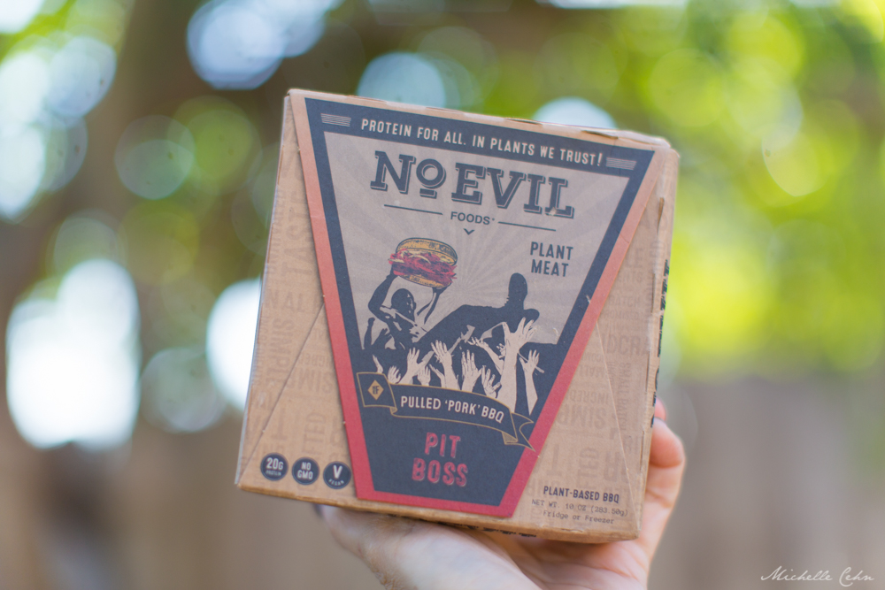 Vegan Meat from No Evil Foods