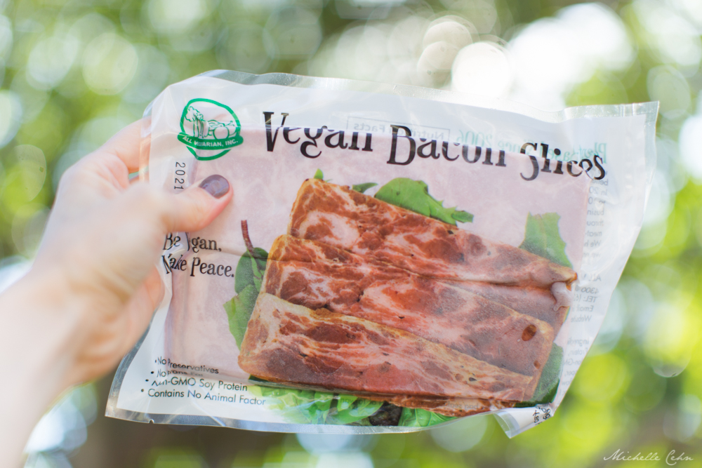Best Vegan Bacon Strips from All Vegetarian