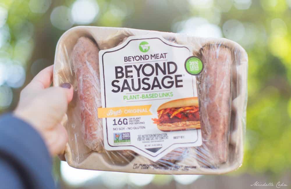 Beyond Sausages Package Best Vegan Meats