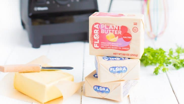 New Vegan Butter Packaged in Paper—Not Plastic!