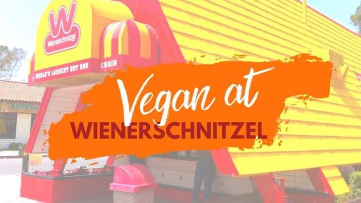 How to Order Vegan at Wienerschnitzel