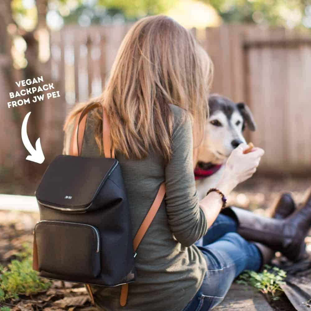 Vegan Leather Bag from JW Pei