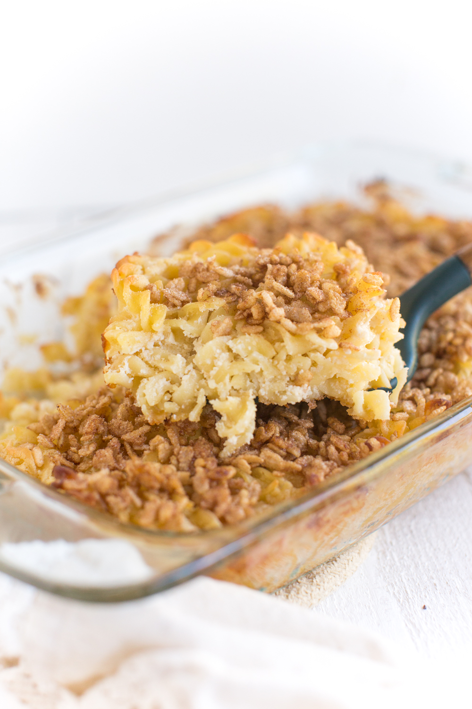 Easy Vegan Noodle Kugel—Jewish Recipe for Beginners