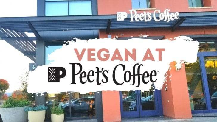 How to Order Vegan at Peet's Coffee
