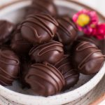 Mother's Day Chocolate Truffles