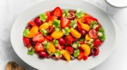 Sweet Tart Fruit Salad